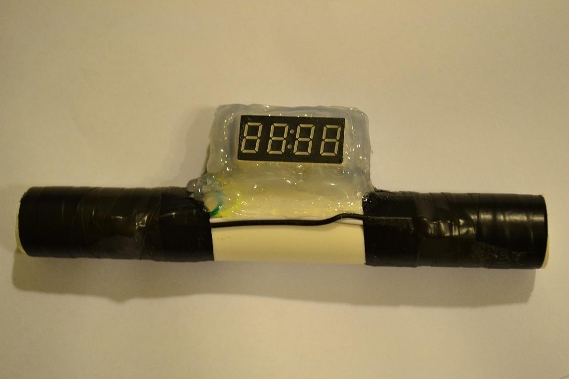 Дешёвый хронограф для пневматики своими руками - 22