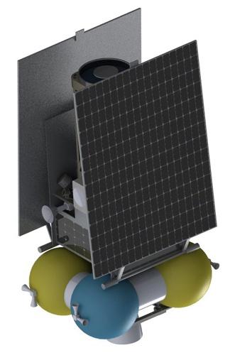 Новый проектный облик лунного микроспутника - 4