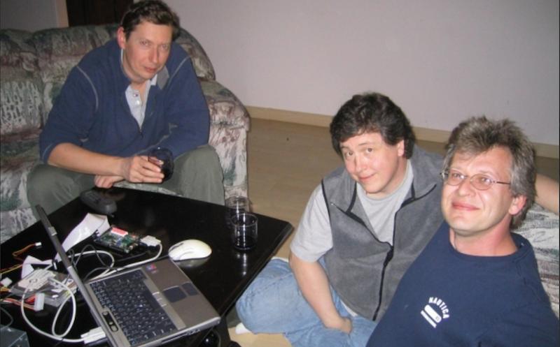 Проект Кронос и малоизвестная российская команда из Новосибирского академгородка Kronos Research Group (KRG) - 21