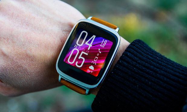 умные часы Asus ZenWatch 3 будут представлены на выставке IFA 2016