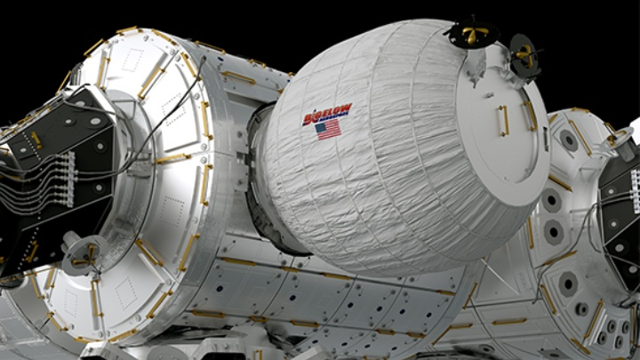 Как астронавты на МКС модуль BEAM надували: time-lapse видео - 1