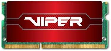Планки Patriot Viper DDR4 SO-DIMM предлагаются одинарными и сдвоенными комплектами