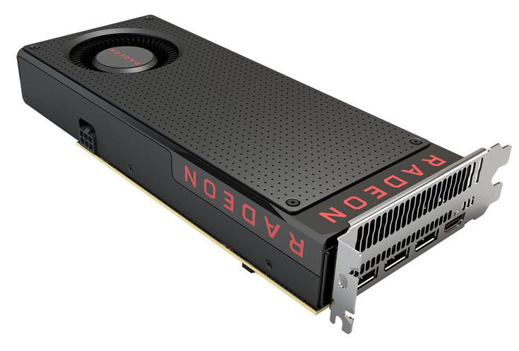 Продажи AMD Radeon RX 480 должны начаться 29 июня