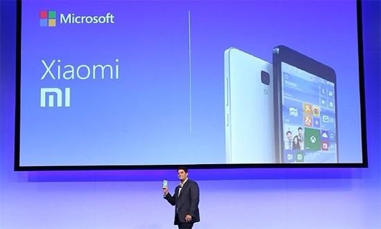Смартфоны Xiaomi будут поставляться с предустановленными приложениями Microsoft Office и Skype