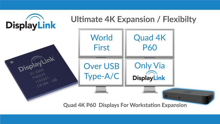На Computex 2016 показана подключенная к компьютеру стыковочная станция на чипсете DL-6950