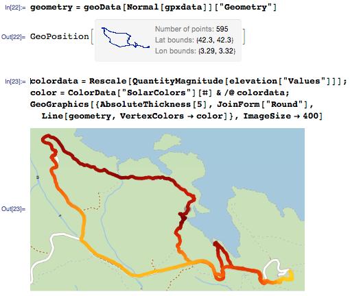 Год с Runkeeper: Анализ и визуализация геоданных о ваших путешествиях - 23