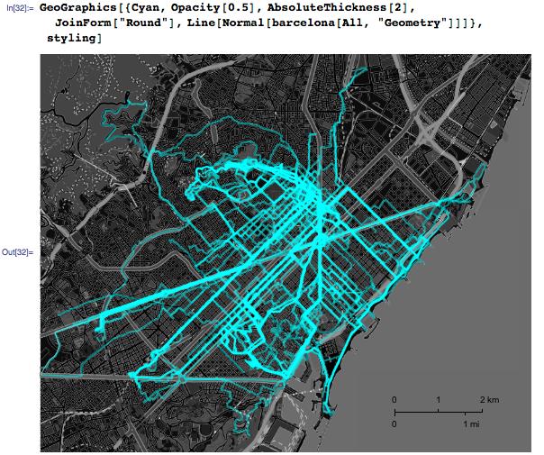 Год с Runkeeper: Анализ и визуализация геоданных о ваших путешествиях - 31