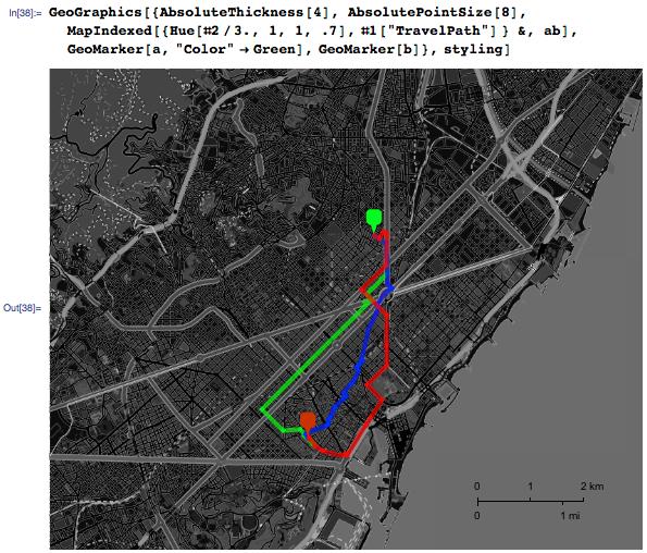 Год с Runkeeper: Анализ и визуализация геоданных о ваших путешествиях - 37