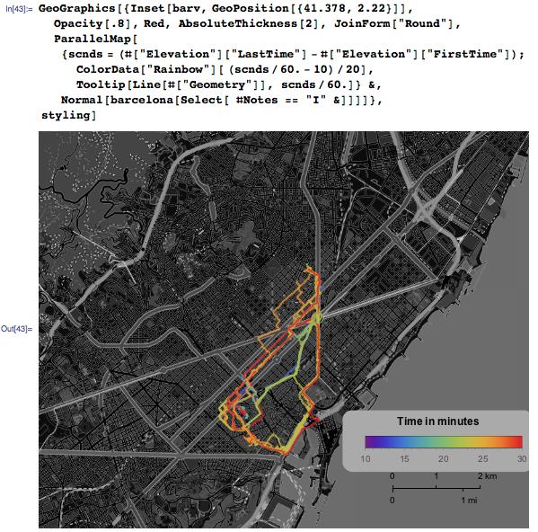 Год с Runkeeper: Анализ и визуализация геоданных о ваших путешествиях - 42