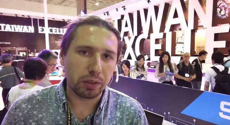 Победители конкурса Taiwan Excellence на Computex 2016