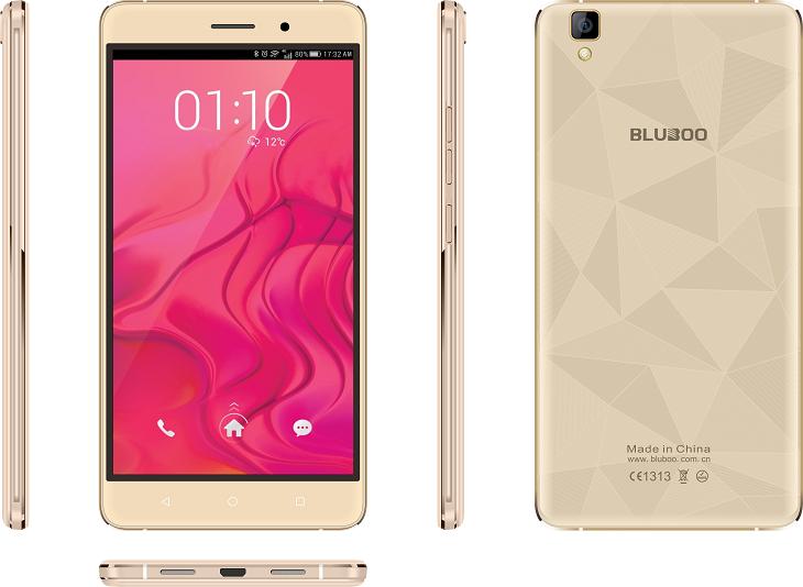 Смартфон Bluboo Maya может стать предвестником армады «призматических» китайских смартфонов