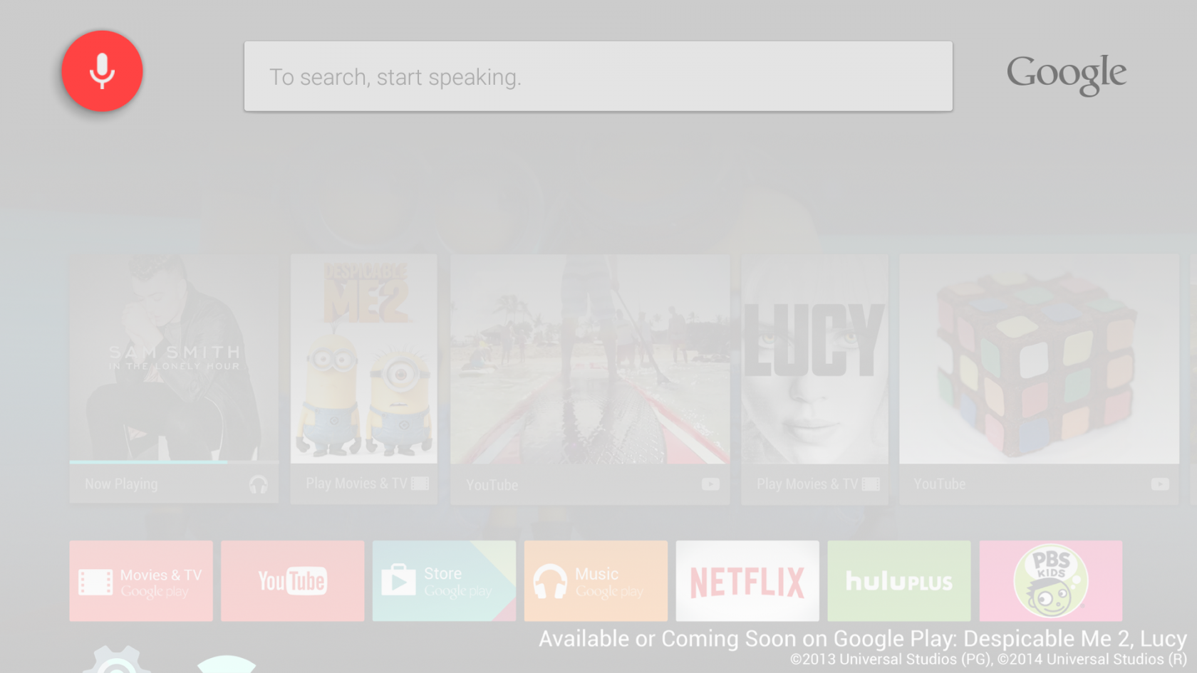 Device Lab от Google: Android TV - 9