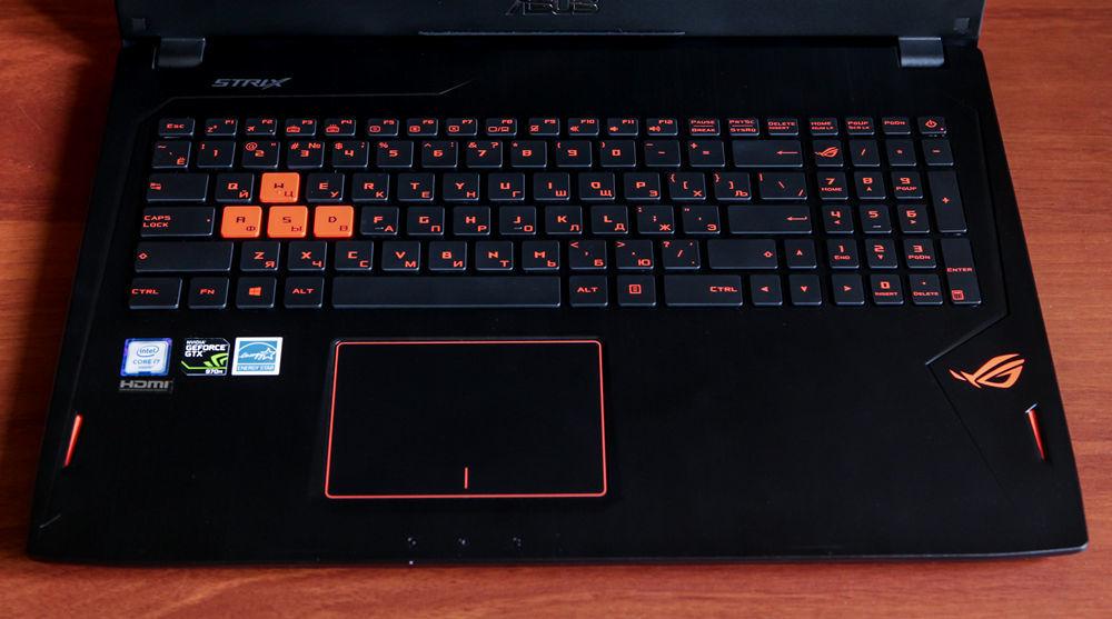 Обзор игрового ноутбука ASUS GL502VT - 22