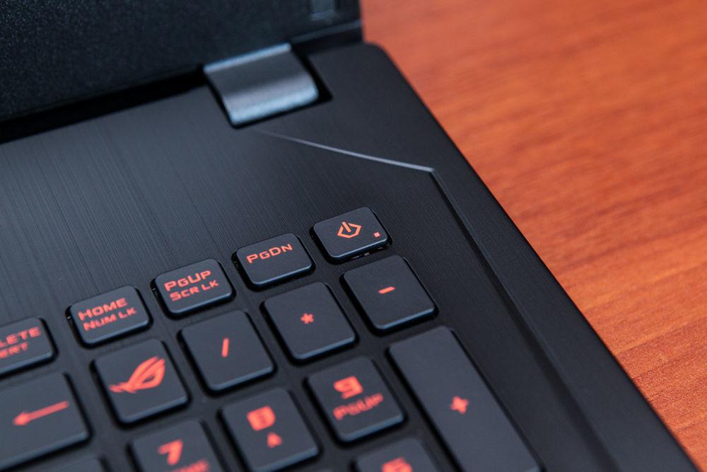 Обзор игрового ноутбука ASUS GL502VT - 26