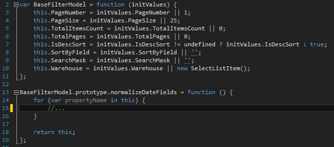 ООП в JavaScript - 3