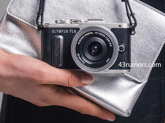 Камера Olympus PEN E-PL8 придет на смену модели Olympus PEN E-PL7
