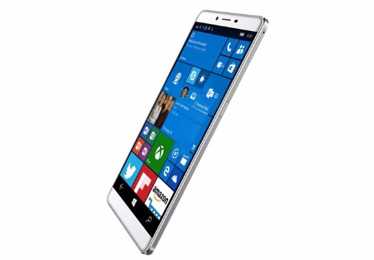 Funker W6.0 Pro 2- новый Windows-смартфон