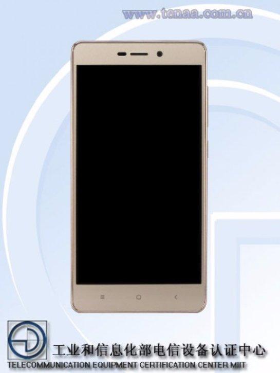 В TENAA засветился новый смартфон от Xiaomi