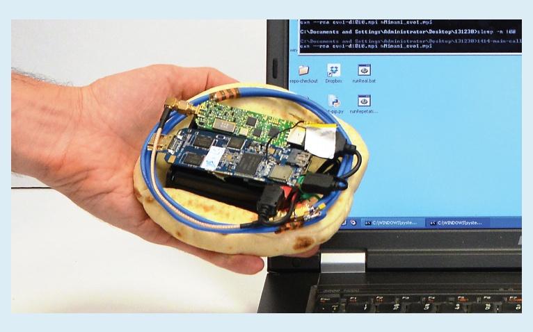 Микрофон и криптография: извлекаем 4096-битные ключи RSA с расстояния в 10 метров - 5