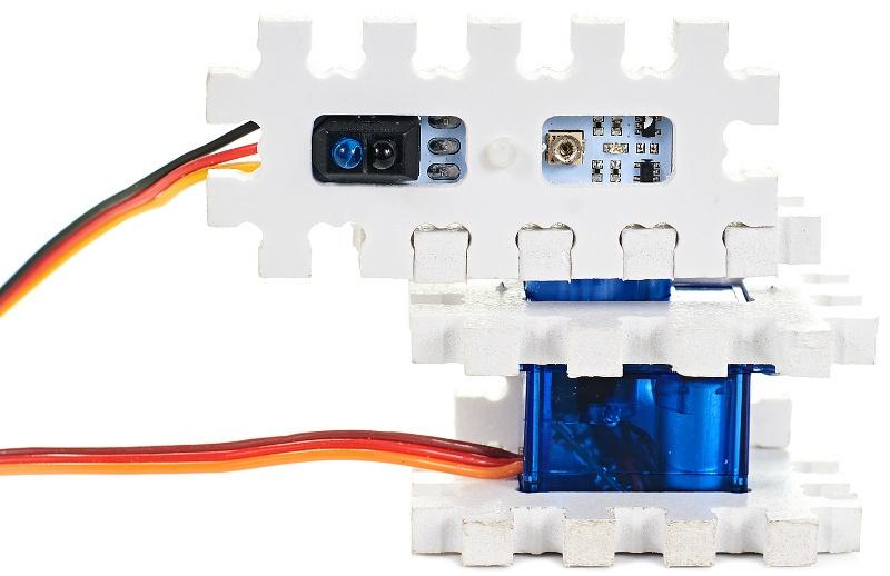 Звук из картинки. Оптический синтезатор Look Modular - 11