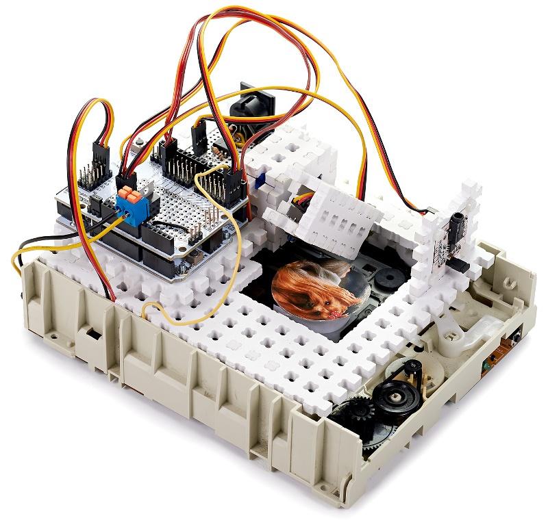 Звук из картинки. Оптический синтезатор Look Modular - 17