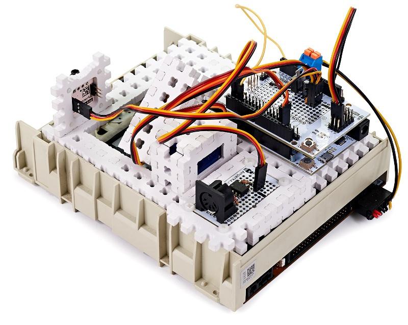 Звук из картинки. Оптический синтезатор Look Modular - 18