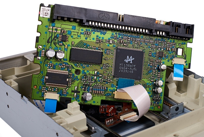 Звук из картинки. Оптический синтезатор Look Modular - 8