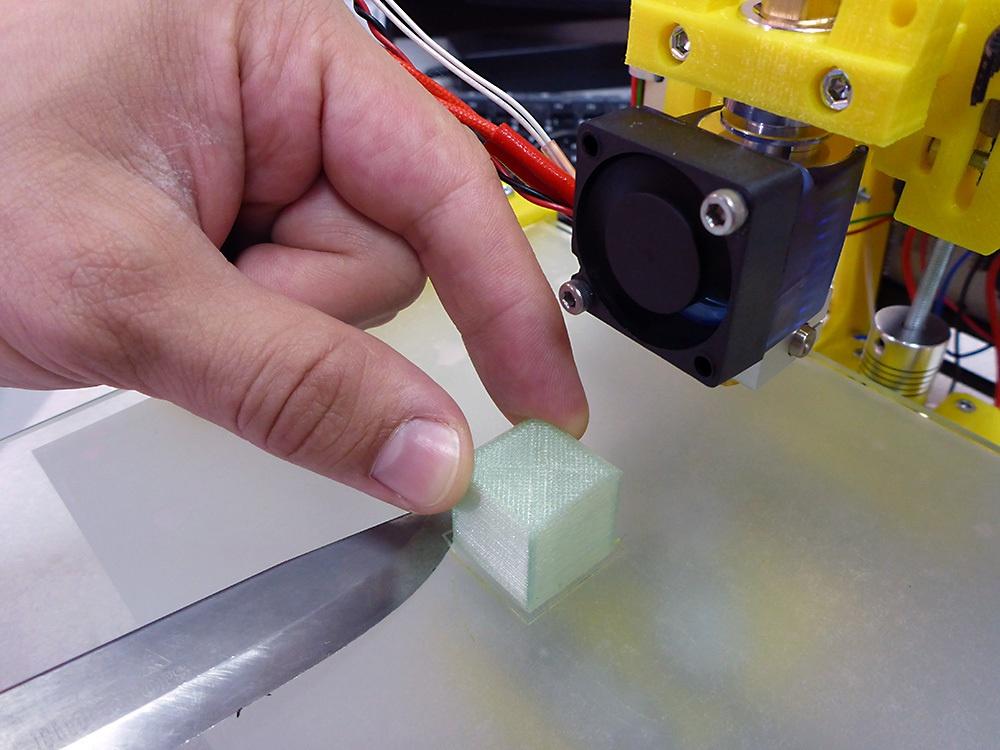 Доработка 3D-принтера MC7 Prime mini от Мастер Кит - 11