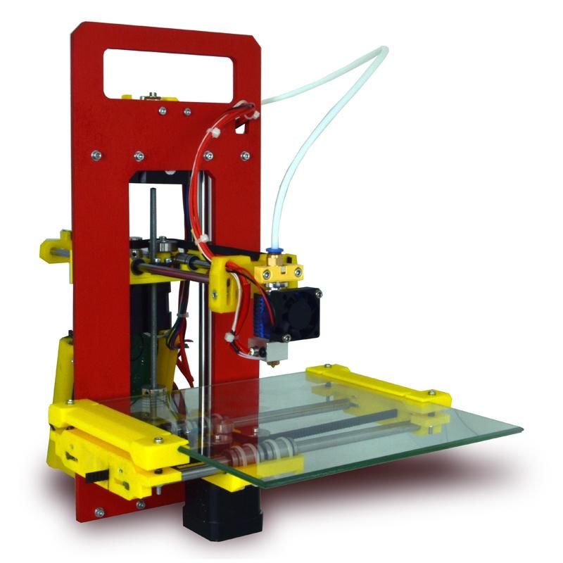 Доработка 3D-принтера MC7 Prime mini от Мастер Кит - 1