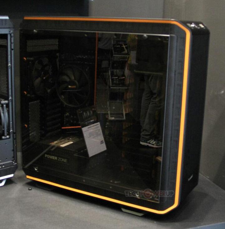 Продажи Be Quiet! Dark Base 900 должны начаться в июле по цене $199 за базовую модель и $249 — за модель Pro