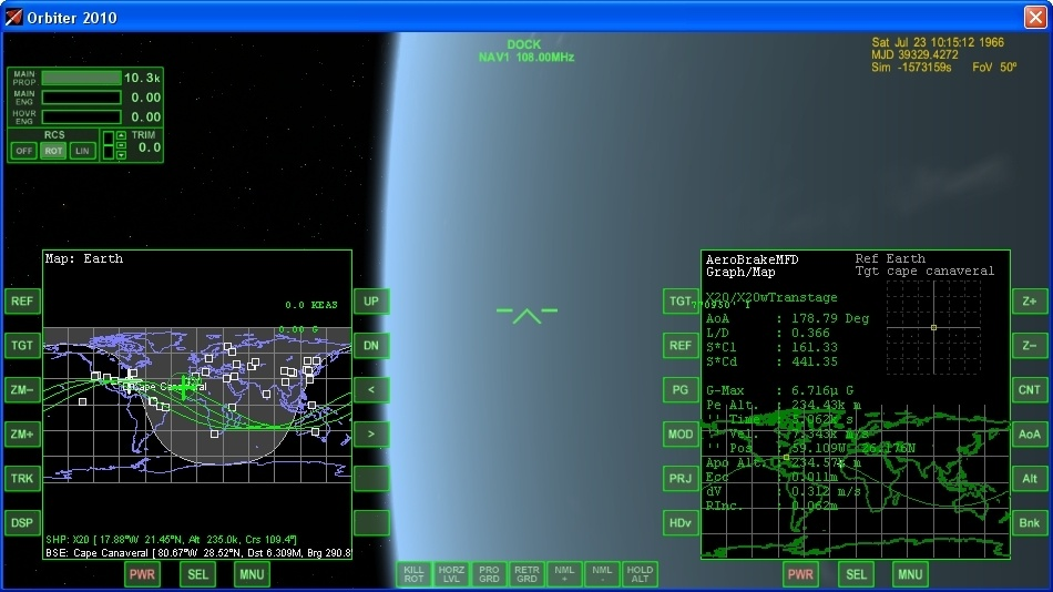 Прыжок с орбиты - 14