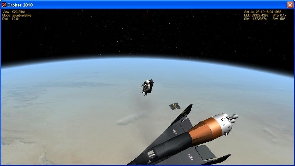 Прыжок с орбиты - 15