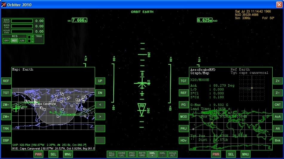 Прыжок с орбиты - 16
