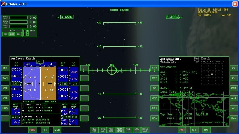 Прыжок с орбиты - 18