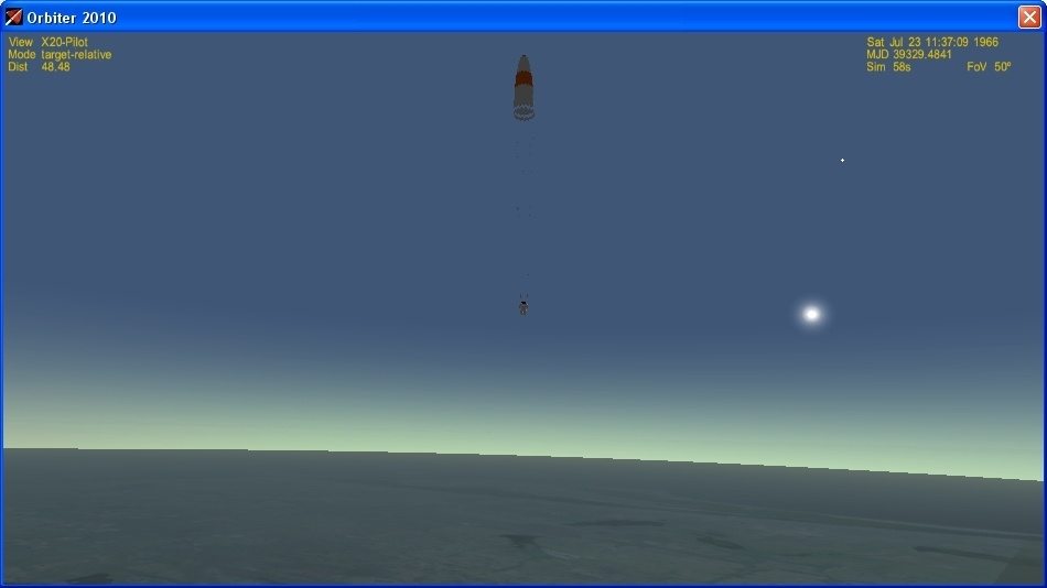 Прыжок с орбиты - 19