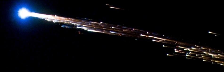 Прыжок с орбиты - 1