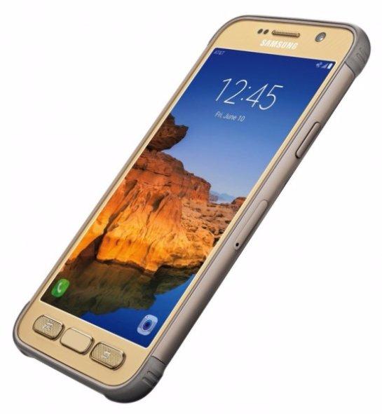Samsung создала выносливый смартфон под названием Galaxy S7 active