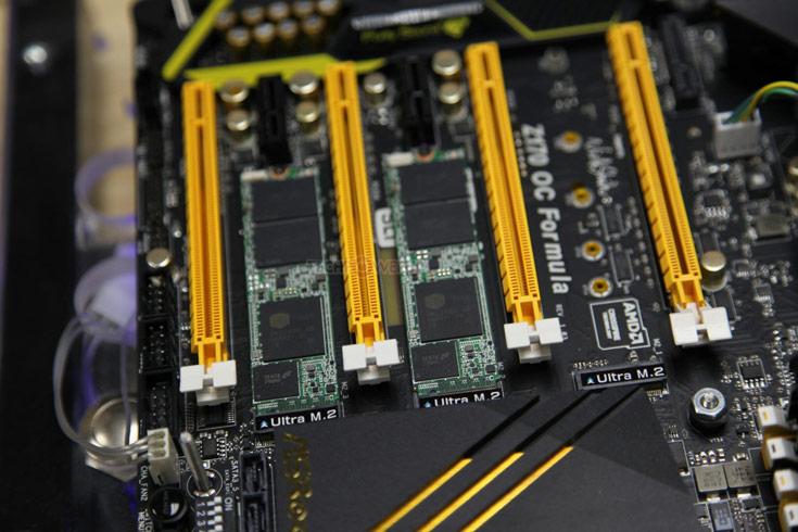 Данных о цене Crucial Ballistix TX3 PCIe NVMe пока нет