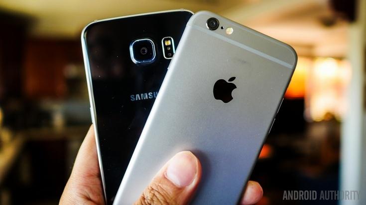 Apple всё ещё лидер по выручке на рынке смартфонов