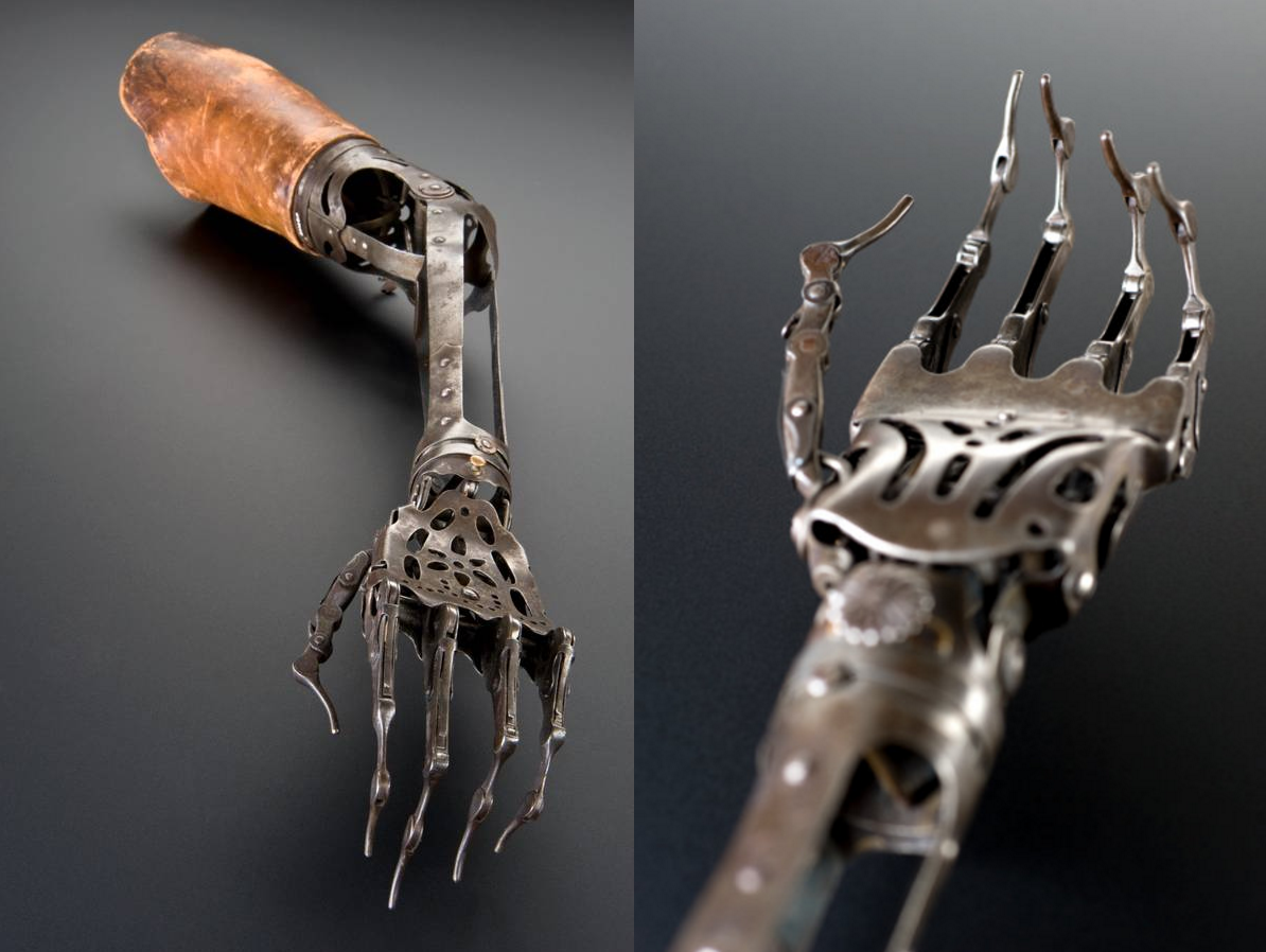 Бионические руки: история, будущее и реальность - 9