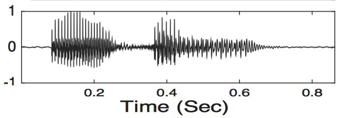 Запись звука через вибромотор телефона - 10