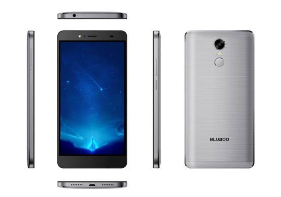 Смартфон Bluboo Maya Max с датчиком изображения Sony IMX214 выйдет летом