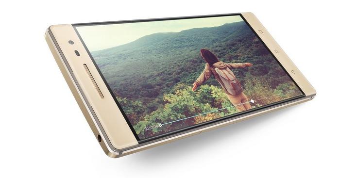 Смартфон Lenovo Phab 2 Pro получил гигантский экран