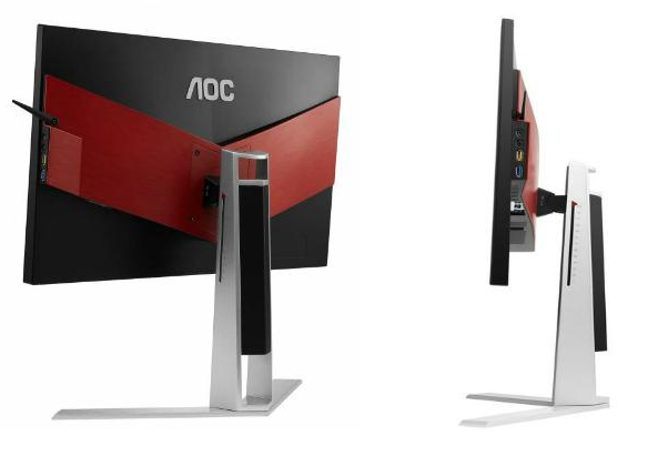 Игровой монитор AOC AG271QG оснащён панелью AHVA