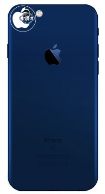 По слухам, покупателям смартфона iPhone 7 предложат цвет Deep Blue вместо Space Gray