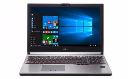 Ноутбук Fujitsu Celsius H760 сможет заменить мощный PC