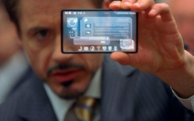Vivo дразнит рекламным изображением прозрачного смартфона - 2