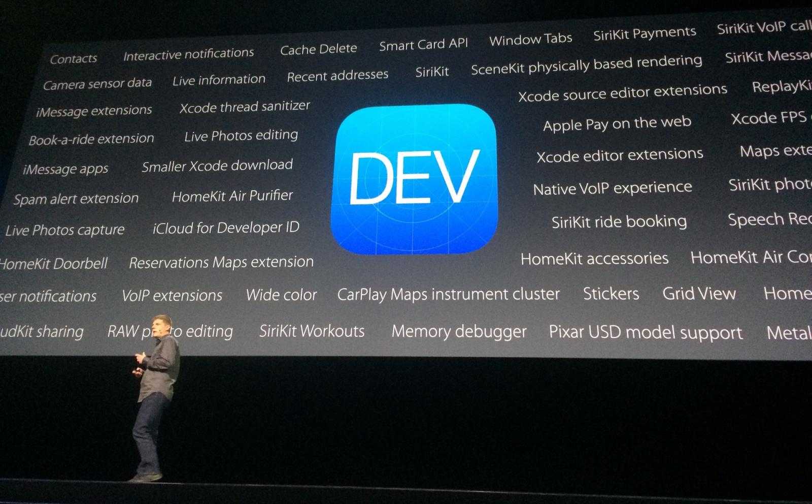 WWDC 16: первые впечатления с места событий - 7