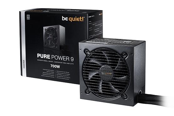 Блоки питания Be Quiet! Pure Power 9 стоят от 55 до 110 долларов