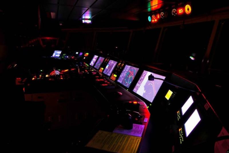 Кибербезопасность на бескрайних морях - 1